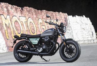 100 anni Moto Guzzi: livree celebrative e tornano le GMG a Mandello