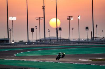 Stravolto l'avvio della stagione MotoGP 2021