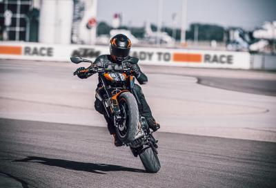 KTM sceglie Continental per la nuova 890 Duke