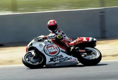 Kevin Schwantz e la vittoria con Suzuki del 1993