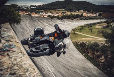 KTM presenta la nuova 1290 Super Adventure S