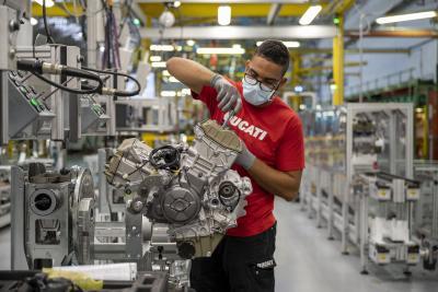 Ducati è Top Employer Italia 2021