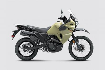 Kawasaki riporta in vita la KLR 650, ma non per tutti