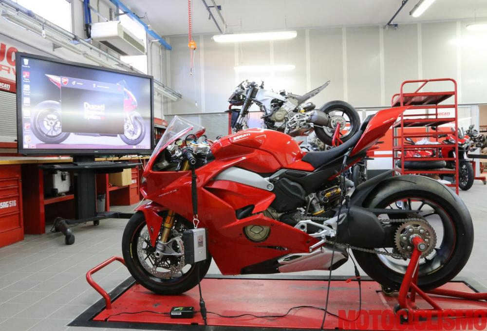 """""""In 15 years we have reduced defects by 84%"""".  Journey into Ducati R&D"""
