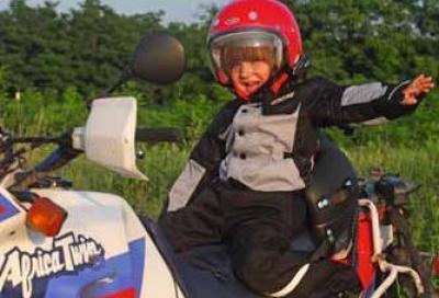 """""""Aiuto! Mio figlio si addormenta in scooter"""""""