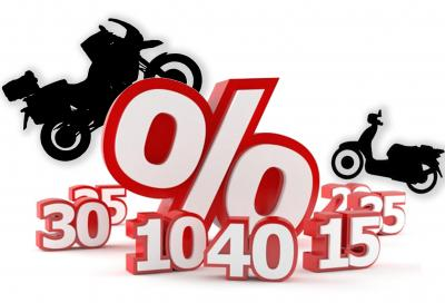 Le promozioni di febbraio su moto e scooter