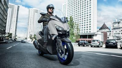 I prezzi delle novità scooter Yamaha 2021