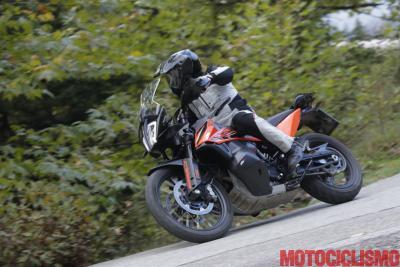 I segreti del motore della KTM 890 Adventure
