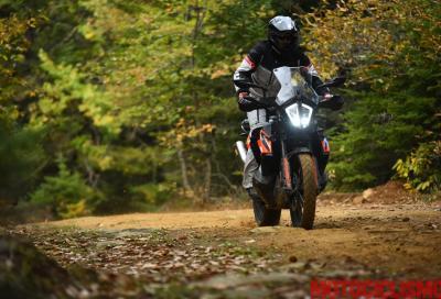 I segreti della ciclistica della KTM 890 Adventure