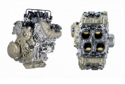 Ducati Multistrada: perchè il motore V4 e non un nuovo V2?