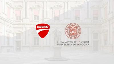 Rinnovata la partnership tra Ducati e l'Università di Bologna