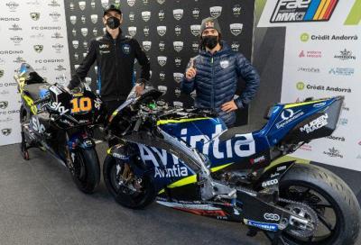 Svelata la Ducati MotoGP di Bastianini e Marini