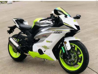 Ecco la nuova R6 (di 500 cc!)