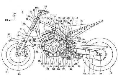 NT 1100, nuova crossover in arrivo da Honda