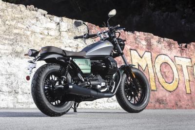 Il prezzo della nuova Moto Guzzi V9