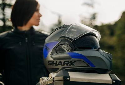 Evo-GT, il nuovo casco modulare di Shark