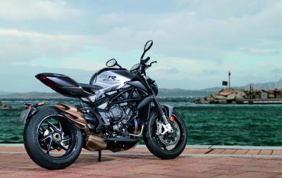 MV Agusta presenta la nuova gamma Brutale 2021