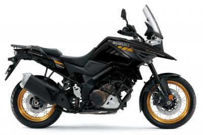 Suzuki presenta la V-Strom 1050 XT 2021