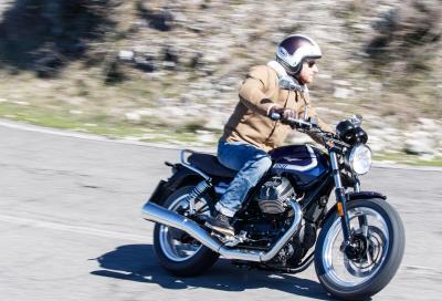 Moto Guzzi V7 2021: come va, pregi e difetti