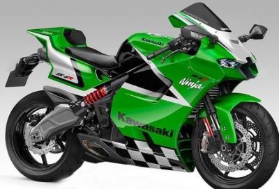 """Ninja ZX-6R, """"ritorna"""" la sportiva di Kawasaki"""