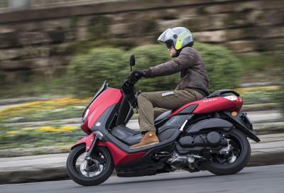 Yamaha NMax 125 2021: come va, pregi e difetti