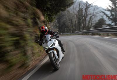 Ducati SuperSport 950 S 2021: come va, pregi e difetti