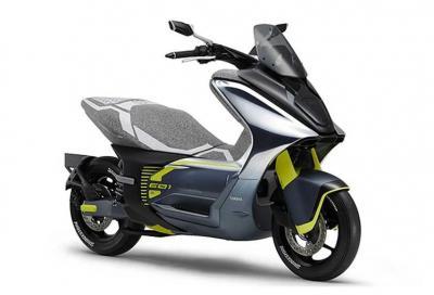 Yamaha deposita il nome di un nuovo scooter elettrico