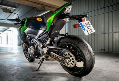Dunlop SportSmart Mk3: nuova misura per il posteriore