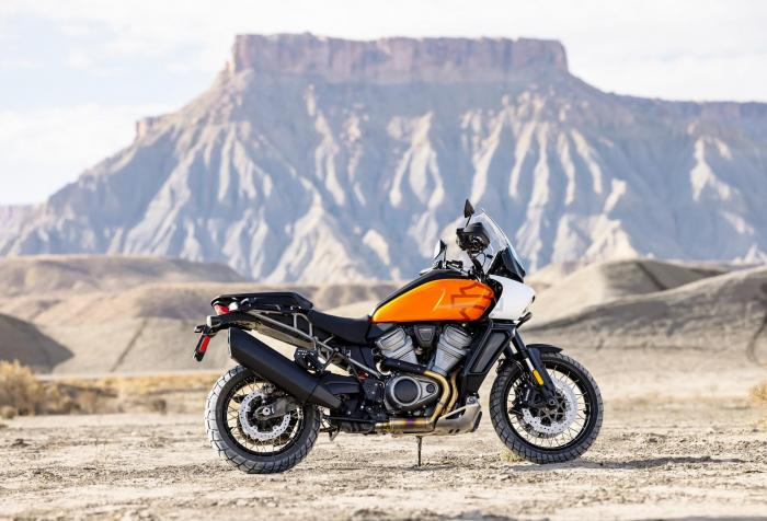 Harley-Davidson Pan America 2021: due le versioni