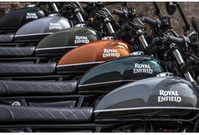 Due nuovi store Royal Enfield a Roma e Torino