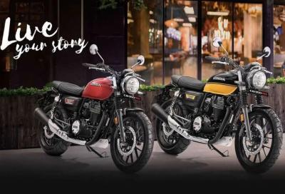 Honda CB350 e CB350 RS, non più solo per l'asia?