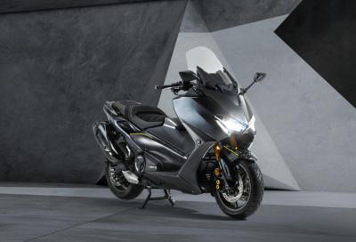 Buon compleanno TMAX. Yamaha lo festeggia con una versione speciale