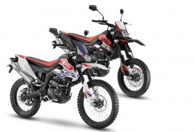 Aprilia presenta le nuove SX e RX 125