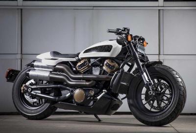 L'Harley-Davidson Nightster sta per rinascere
