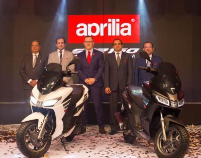 Dopo Vespa, anche Aprilia arriva in Nepal
