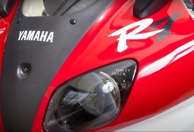 Il ritorno della Yamaha R7