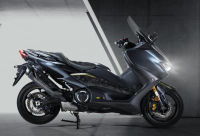 Il prezzo del nuovo Yamaha TMax 20th Anniversary. Aperte le prenotazioni