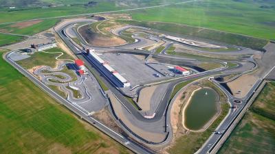 Per la prima volta la Superbike correrà sul Circuito di Navarra