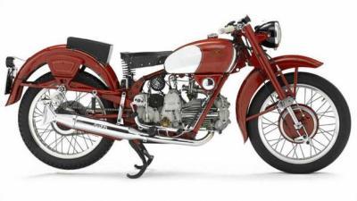 I modelli storici Moto Guzzi