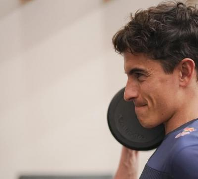 """Marquez: """"Non escludo di esserci alla prima gara"""""""