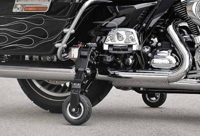 Le rotelle per Harley-Davidson