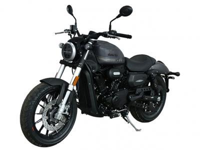 "SRV300, è lei la nuova ""baby Harley-Davidson""?"