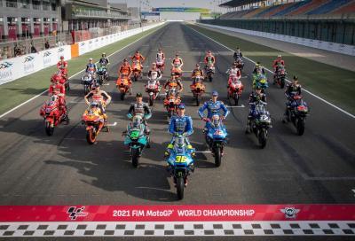 Orari TV MotoGP 2021, Qatar