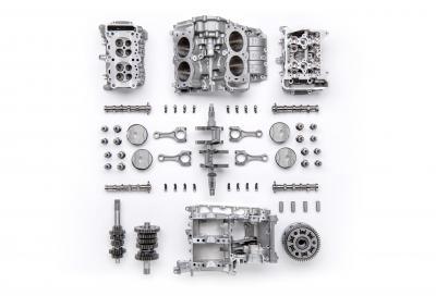 I segreti del motore della Ducati Multistrada V4