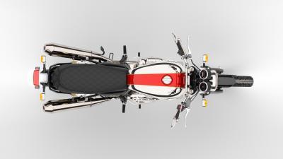 Royal Enfiled aggiorna Interceptor e Continental GT: Euro 5 e nuovi colori