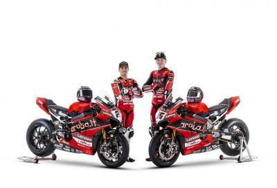 Svelata la Ducati Panigale V4 R SBK di Redding e Rinaldi