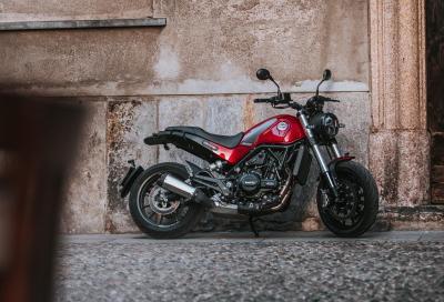 Benelli presenta la nuova Leoncino 500, anche in versione Trail