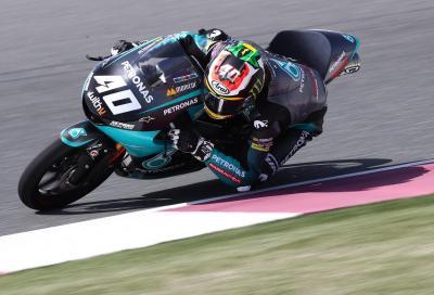Moto3: pole da record per Binder in Qatar