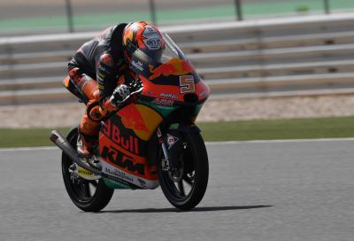 Moto3: Masia regola il gruppo e vince in Qatar