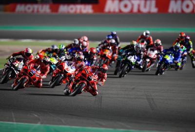 MotoGP 2021: gli orari TV di DAZN, Sky e TV8 del GP del Qatar 2